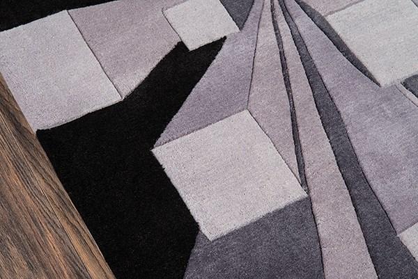 Gotham Contemporary / Modern Area Rug