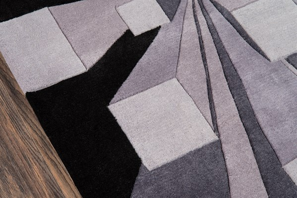 Gotham Contemporary / Modern Area Rug