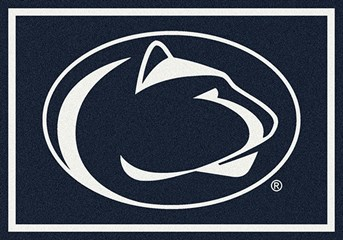 College Spirit Rugs Penn State arearugs
