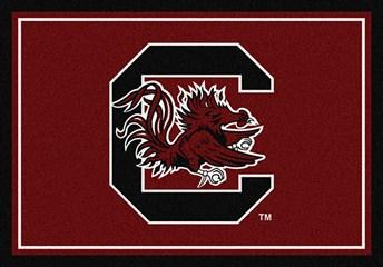 College Spirit Rugs South Carolina arearugs
