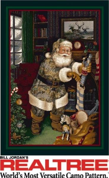 Santa (63909) Novelty / Seasonal / Sports Area Rug