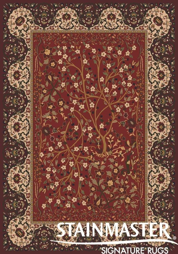 Cordovan (207)  Traditional / Oriental Area Rug