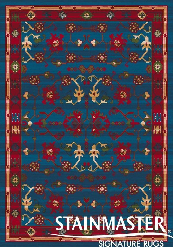 Summer Night (142)  Traditional / Oriental Area Rug