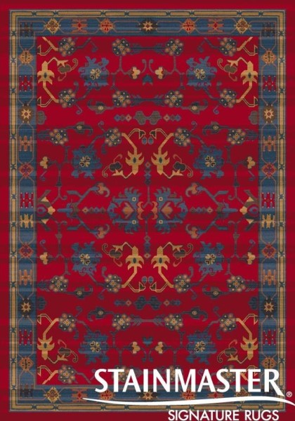 Red Cinnamon (478)  Traditional / Oriental Area Rug