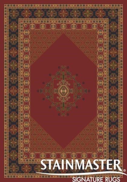 Chili (233)  Traditional / Oriental Area Rug