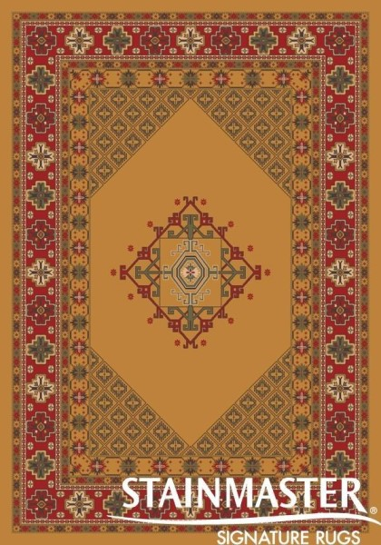 Butterscotch (44)  Traditional / Oriental Area Rug