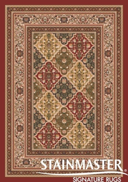 Russet (490)  Traditional / Oriental Area Rug