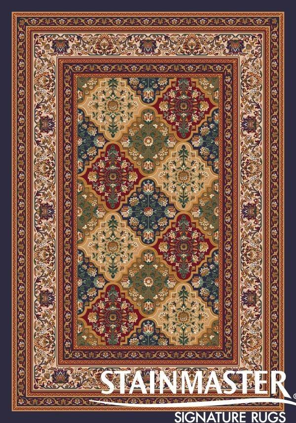 Black Currant (619)  Traditional / Oriental Area Rug