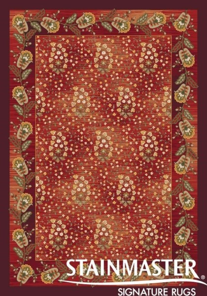 Indian Berry (214)  Traditional / Oriental Area Rug