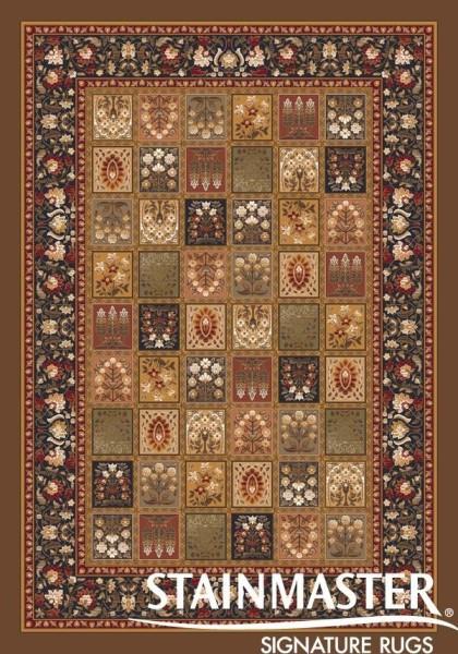 Nutshell (71)  Traditional / Oriental Area Rug