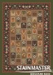 Product Image of Traditional / Oriental Deep Olive (77) Area Rug