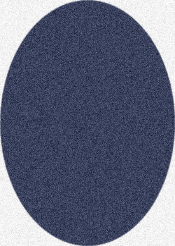 Indigo (651) Solid Area Rug