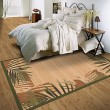 Product Image of Deep Olive (77) Floral / Botanical Area Rug