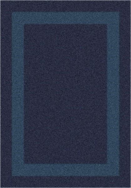 Midnight (278) Bordered Area Rug