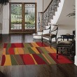 Product Image of Tapestry Red (187) Contemporary / Modern Area Rug