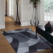 Product Image of Ebony (24) Contemporary / Modern Area Rug