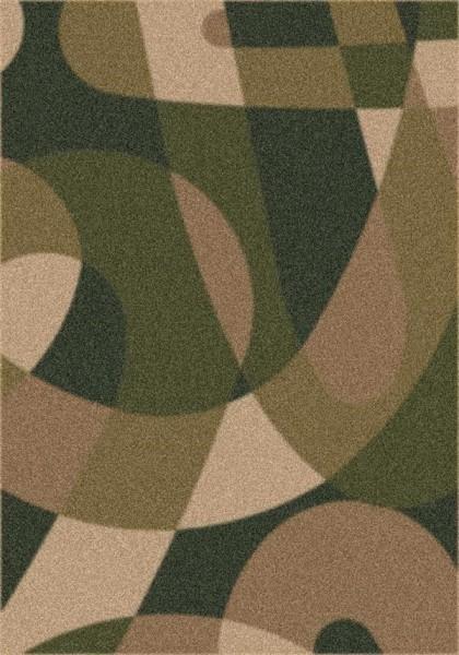 Olivine (634) Contemporary / Modern Area Rug