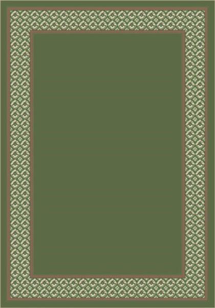 Peridot (6006) Bordered Area Rug