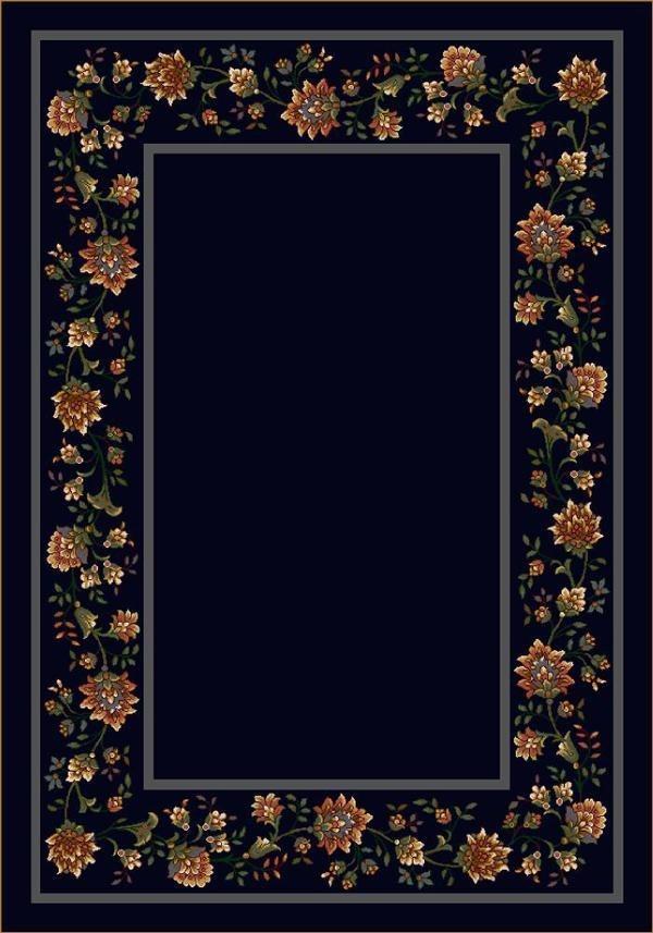Sapphire II (12006) Floral / Botanical Area Rug
