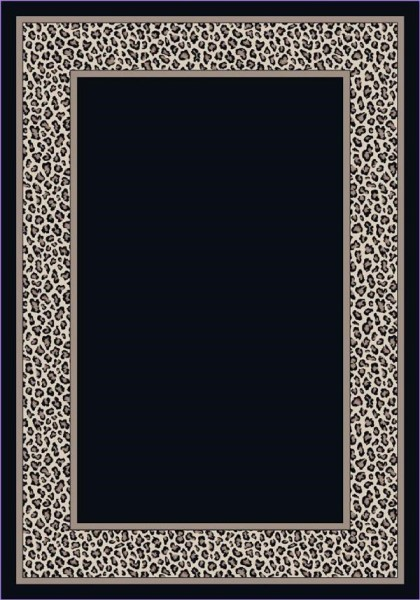 Snow Leopard (2006) Animals / Animal Skins Area Rug