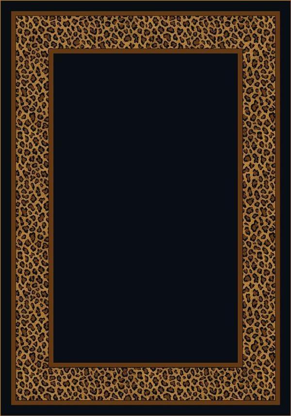 Leopard II (4506) Animals / Animal Skins Area Rug
