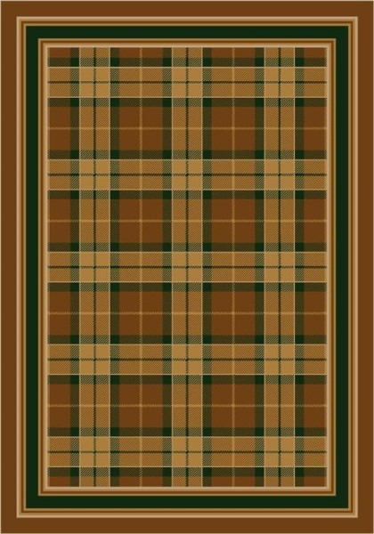 Golden Amber (5406) Country Area Rug