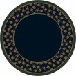 Product Image of Sapphire (12006) Floral / Botanical Area Rug