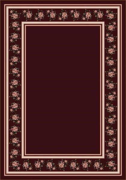 Garnet II (10006) Floral / Botanical Area Rug
