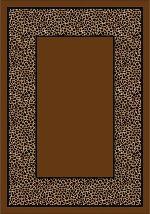 Cheetah (4316) Animals / Animal Skins Area Rug