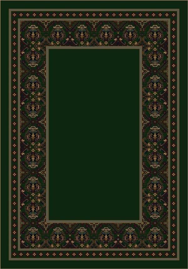 Emerald II (11006) Traditional / Oriental Area Rug