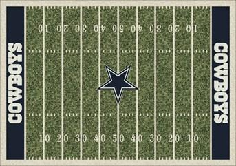 NFL Team Rugs Dallas Cowboys arearugs