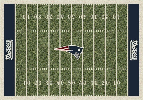 New England Patriots Rugs Nfl Football Rugs Rugs Direct