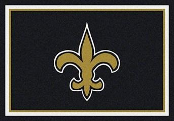 NFL Team Rugs New Orleans Saints arearugs