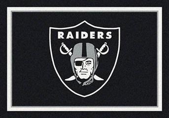NFL Team Rugs Oakland Raiders arearugs