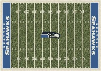 NFL Team Rugs Seattle Seahawks arearugs