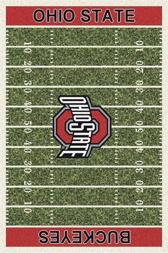 Homefield Rugs (3319) Ohio State arearugs