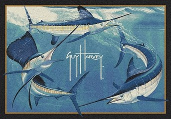 Guy Harvey Grand Slam arearugs
