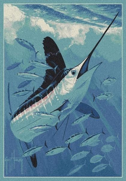 Blue (00631) Novelty / Seasonal Area Rug