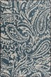 Product Image of Paisley Empire Blue (3552) Area Rug