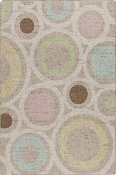 Pastel (3396) Contemporary / Modern Area Rug