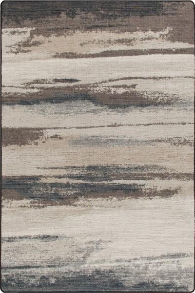 Overcast Blue (3469) Contemporary / Modern Area Rug