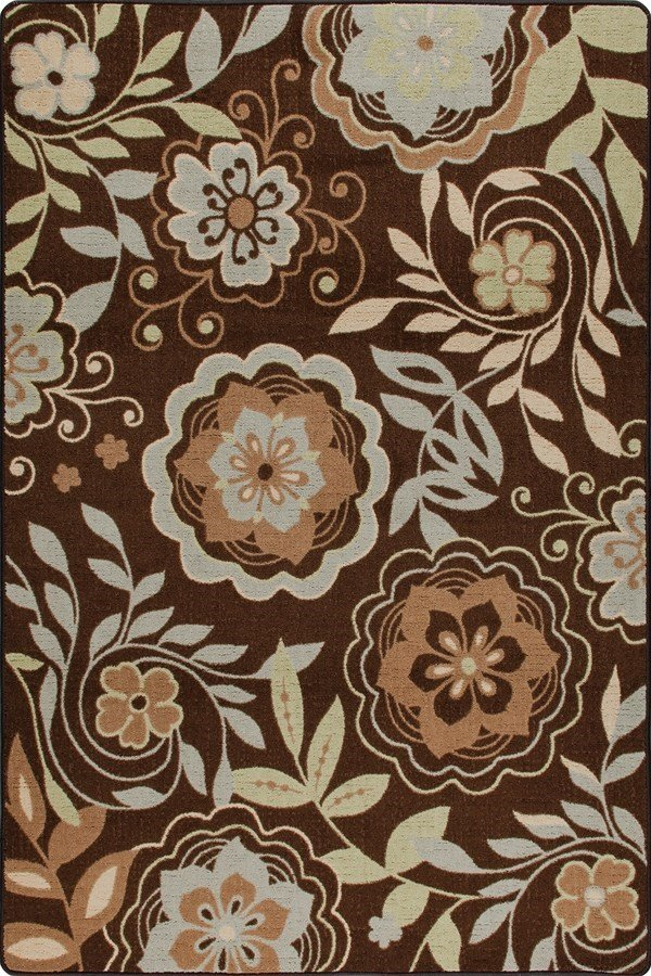 Cape Cod (3537) Floral / Botanical Area Rug