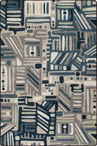 Bayside (3551) Contemporary / Modern Area Rug