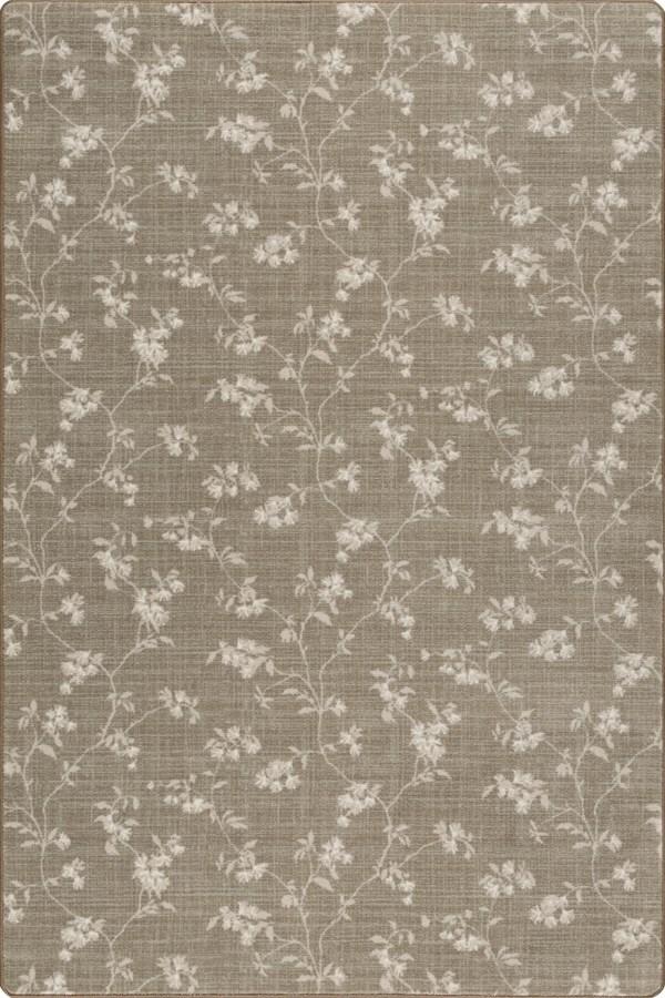 Muslin Floral / Botanical Area Rug