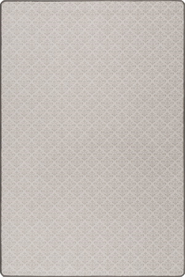 Coastal Fog Transitional Area Rug