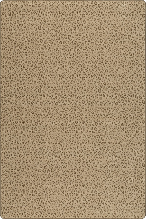 Desert Tan Animals / Animal Skins Area Rug