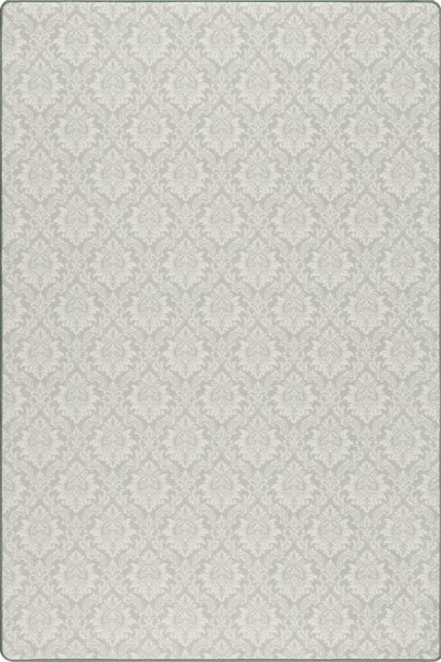 Mint Traditional / Oriental Area Rug