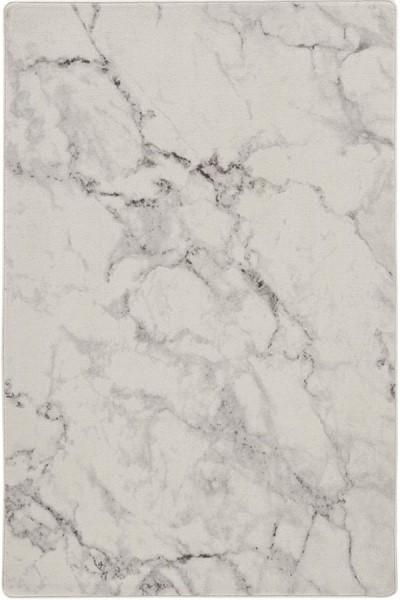 Carrara Cream Abstract Area Rug