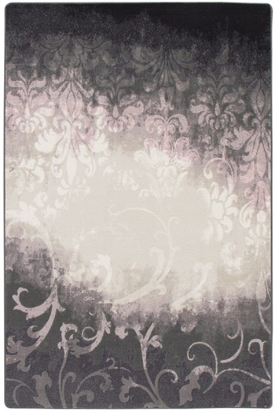 Dusty Lilac Transitional Area Rug