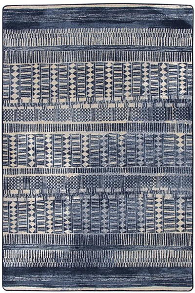 India Ink Moroccan Area Rug